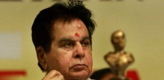 Actor Dilip Kumar hospitalized after suffering heart attack
