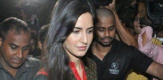 Katrina Kaif attends Ganpati visarjan with Salman Khan's family