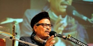 Singer Manna Dey hospitalized for respiratory and kidney problems