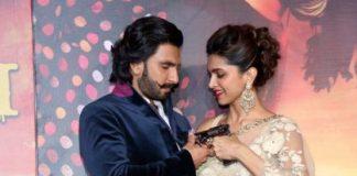 Ram Leela stars display public affection during movie promotion