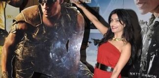Bollywood stars attend Riddick premiere in India