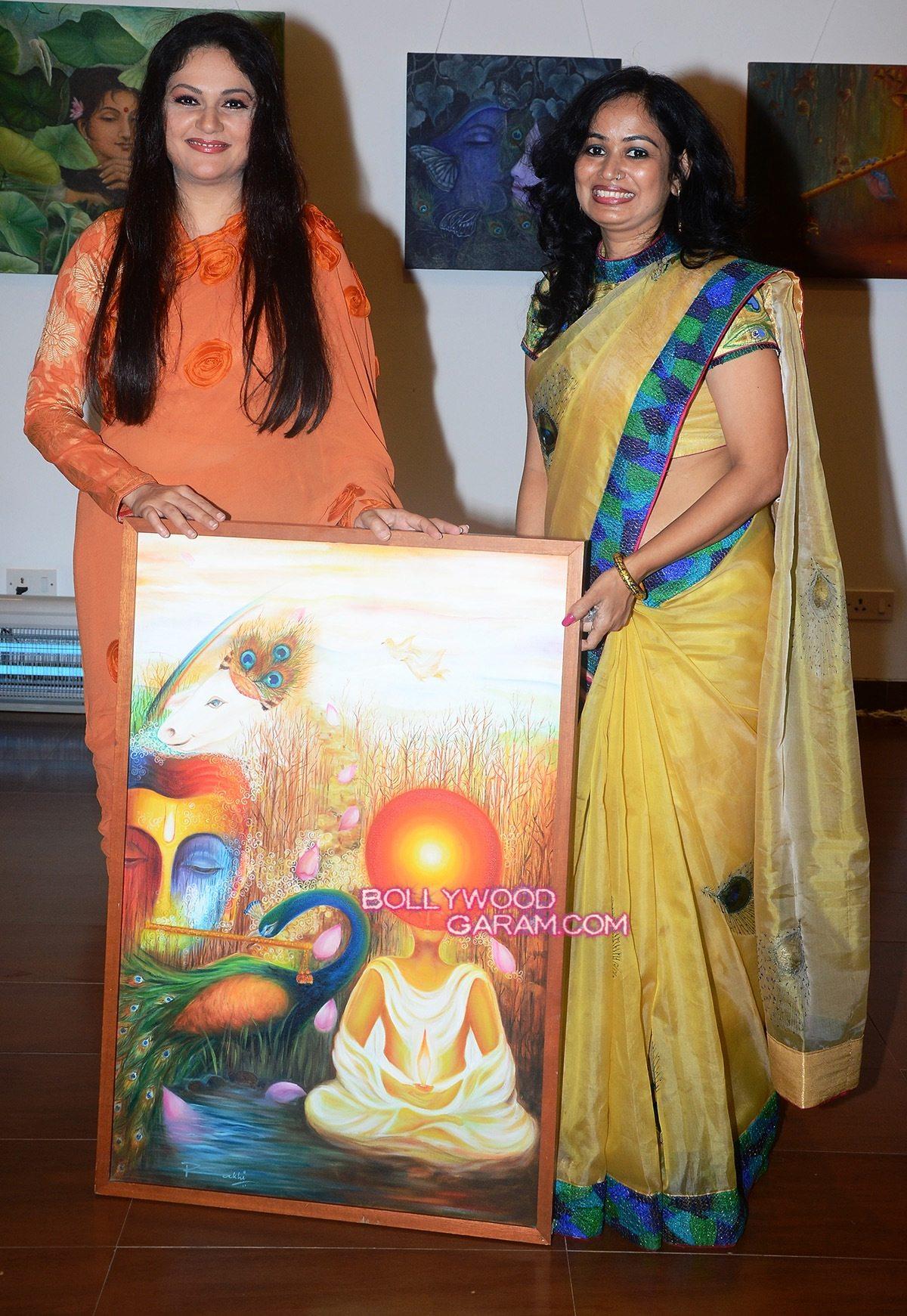 Artist Rakhi Baid art show-3