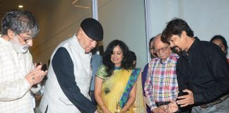 Prem Chopra among celebrities at Rakhi Baid's art show – Photos