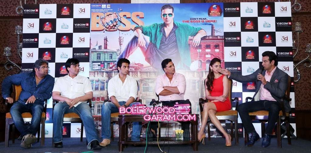 Boss movie promotions Delhi-3