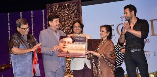 Chitra Singh, Shatrughan Sinha and Subhash Ghai attend album launch in memory of Jagjit Singh