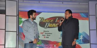 Jay Bhanushali and Mithun Chakraborty attend Dance India Dance 4 launch event