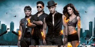 Dhoom 3 new motion poster unveiled
