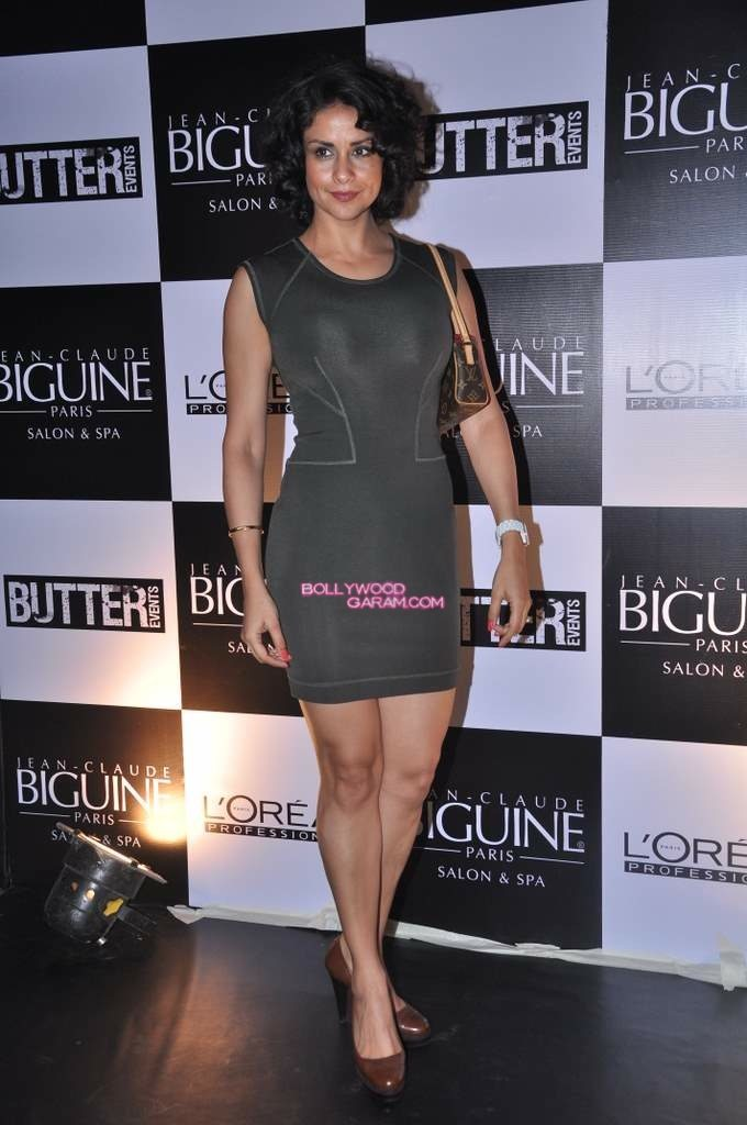 Gul Panag at JCB