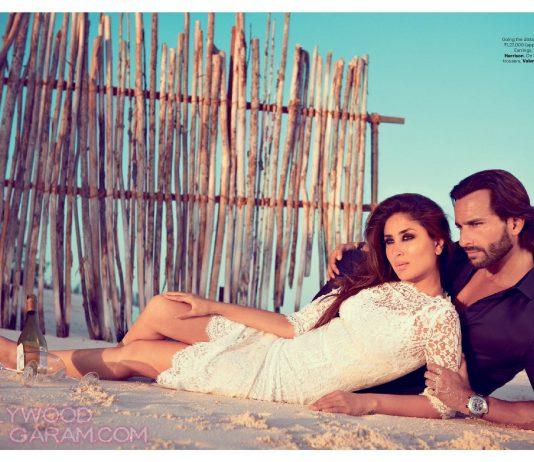 Harper's BAZAAR October issue 2013 celebrates Saif-Kareena's wedding anniversary
