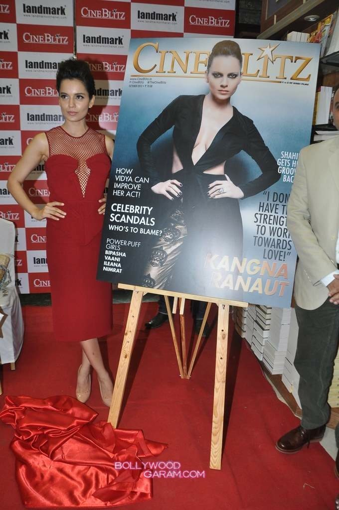 Kangana Ranaut Cineblitz launch-1