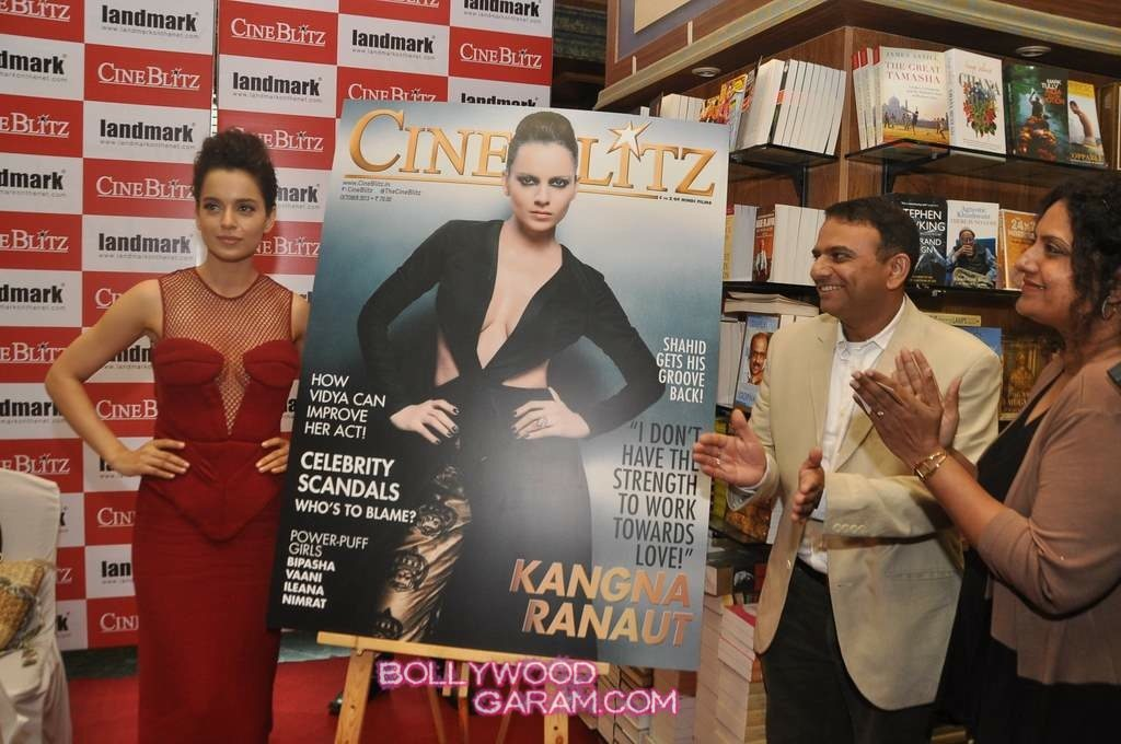 Kangana Ranaut Cineblitz launch-3
