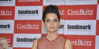 Kangna Ranaut reveals October 2013 cover of Cineblitz