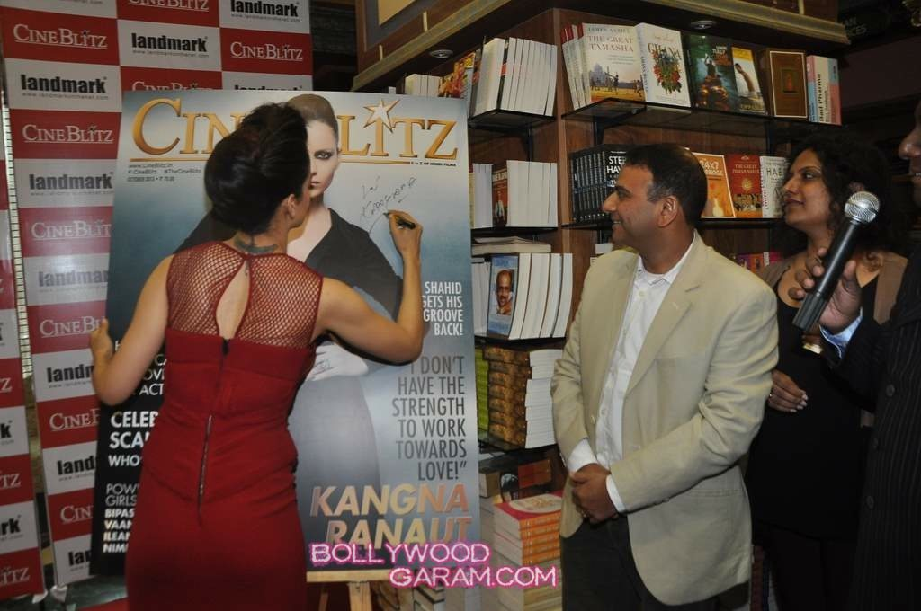 Kangana Ranaut Cineblitz launch-4
