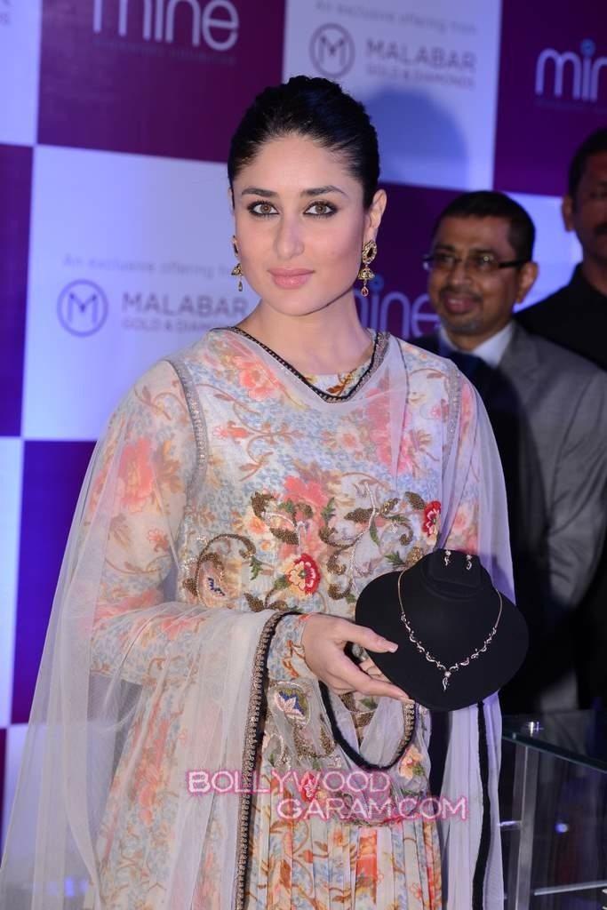 Kareena Kapoor Khan jewelry launch-6