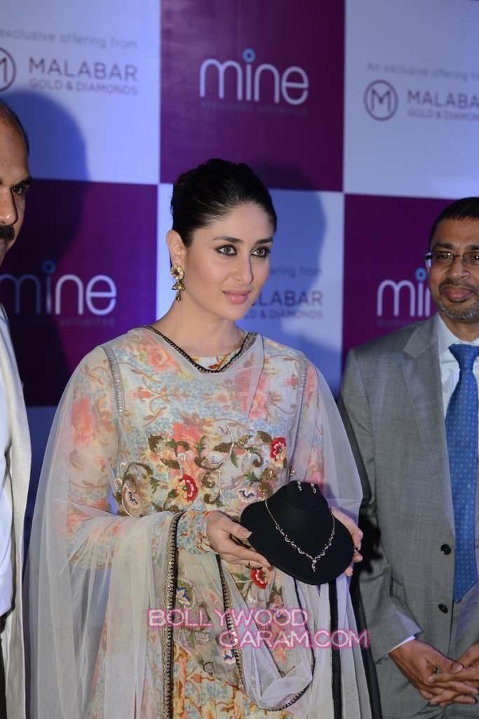 Kareena Kapoor Khan jewelry launch