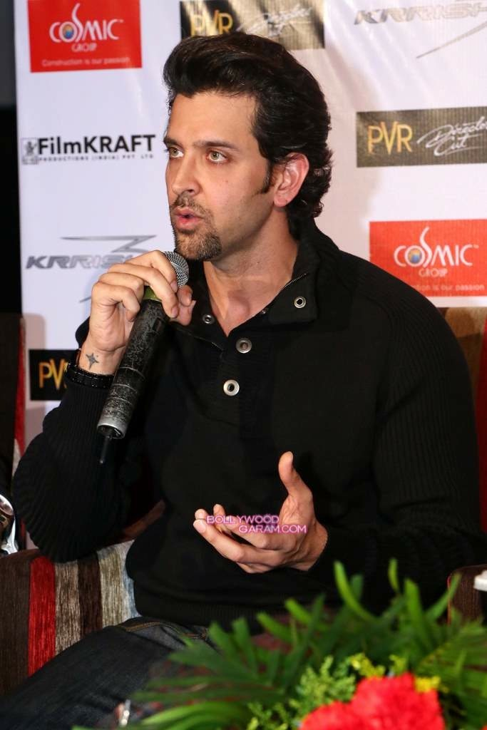 Krrish 3 press conference-7