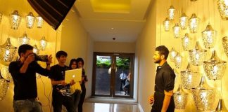 Shahid Kapoor and Kunal Rawal showcase festive collection