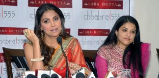 Lara Dutta Bhupathi visits Bhopal to launch Indian wear collection Lara Dutta – Chhabra 555