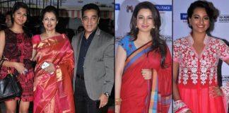 Celebrities attend closing ceremony of Mumbai Film Festival