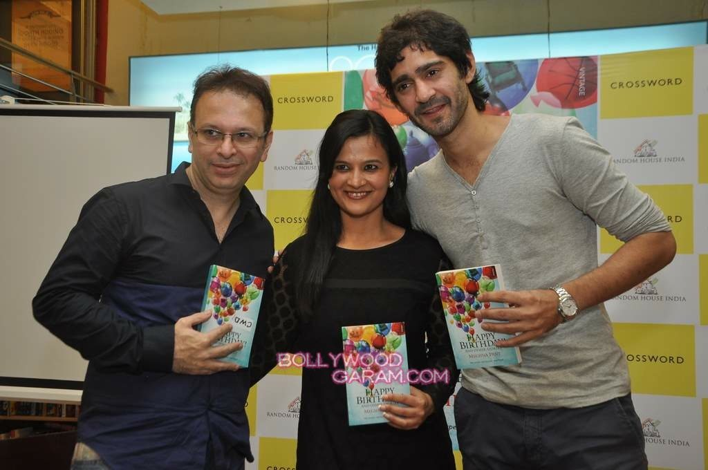 Meghna Pant book launch-3