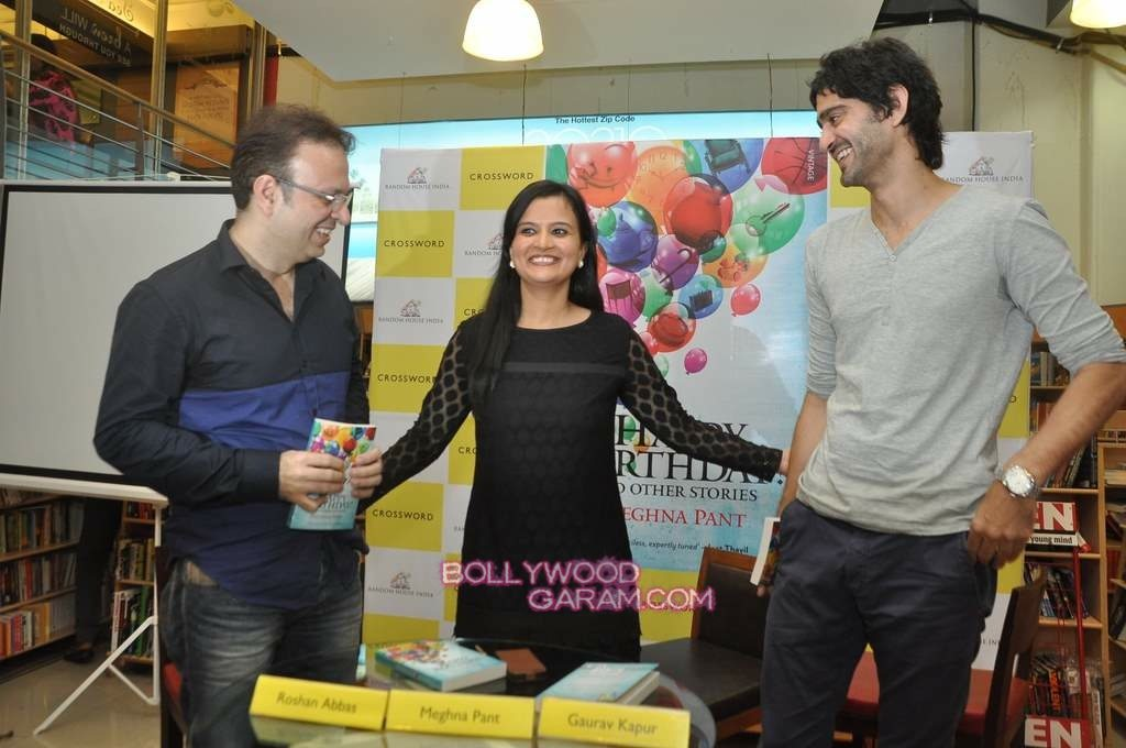 Meghna Pant book launch-4