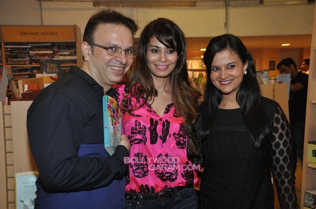 Meghna Pant book launch