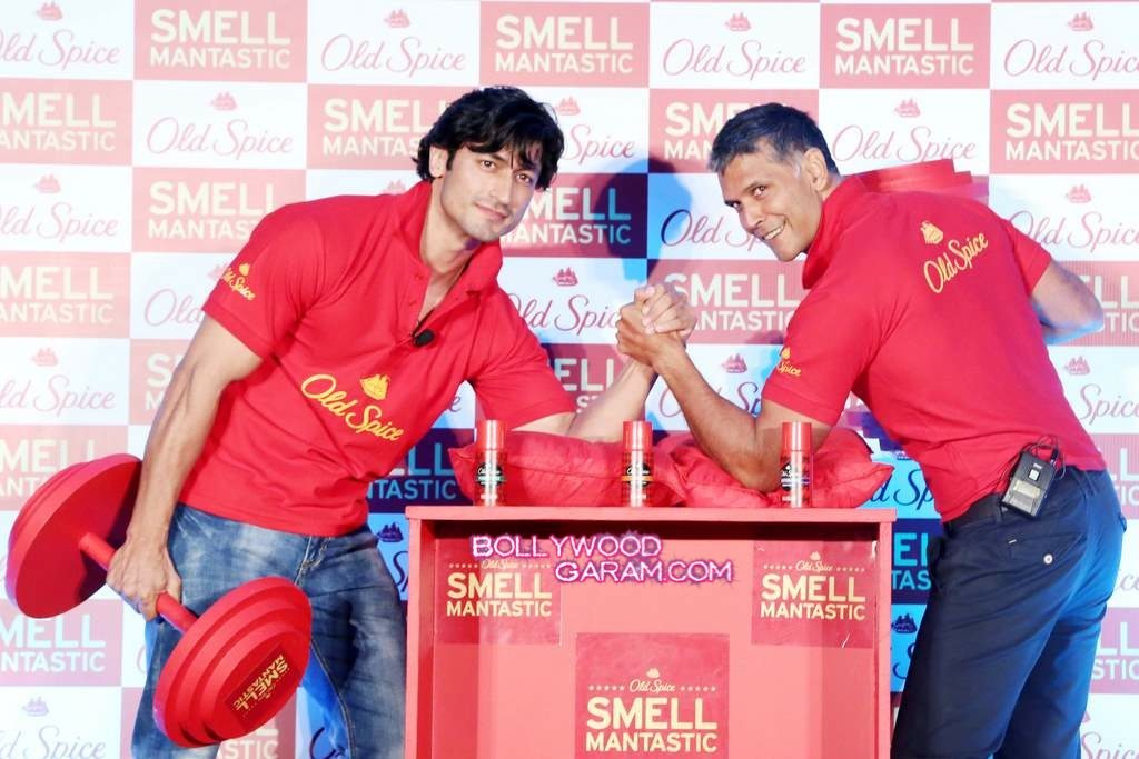 Milind and Vidhyut Old Spice-2