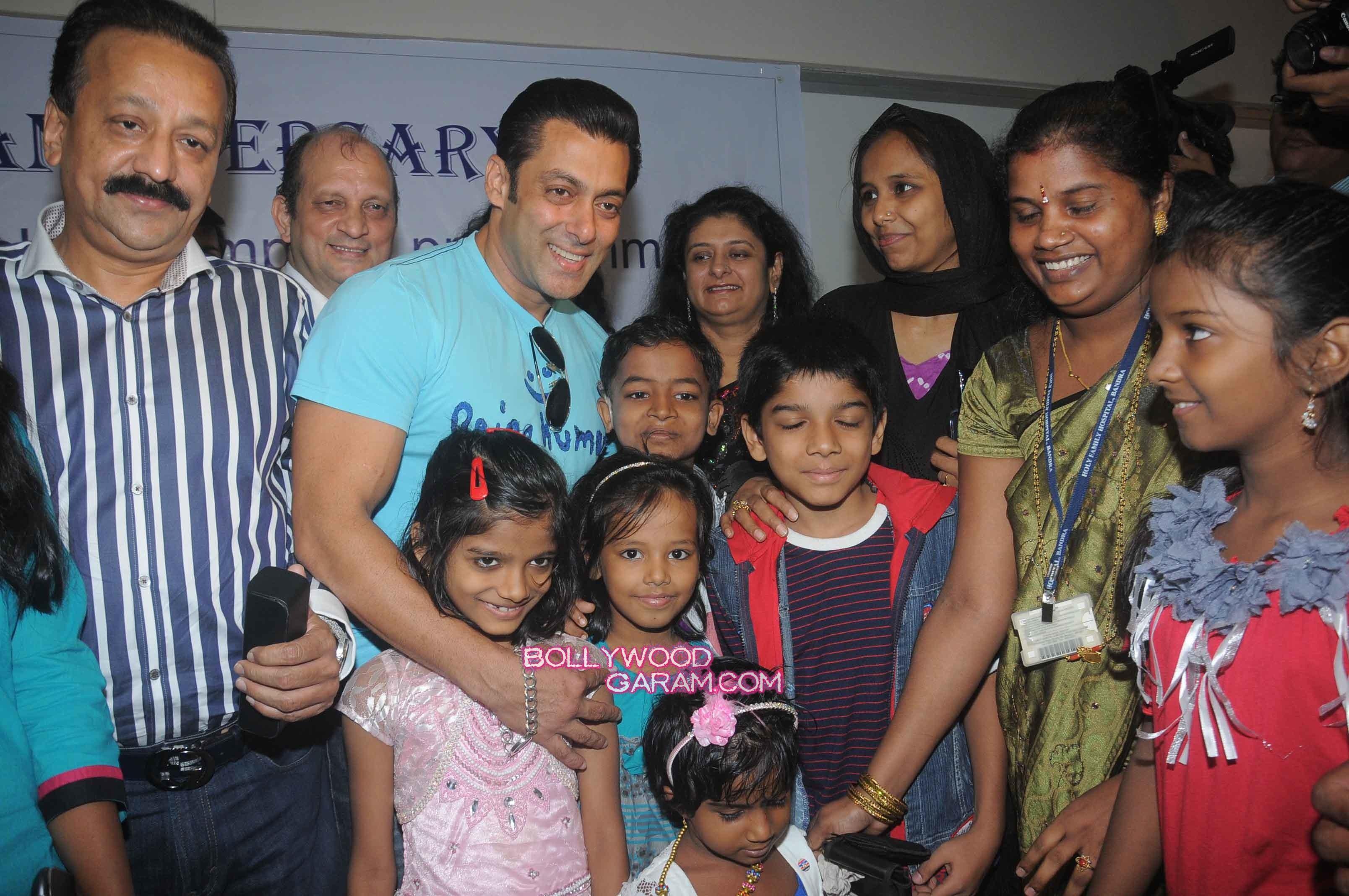 Salman Khan Special Kids