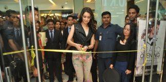 Shraddha Kapoor inaugurates Forever 21 store in Mumbai – Photos