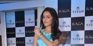 Shraddha Kapoor at Titan Raga pearl collection watch launch – Photos