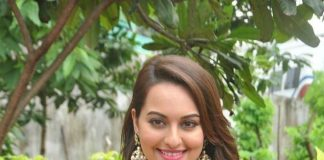 Sonakshi Sinha shoots Diwali special episode of Star Plus