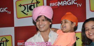 Vivek Oberoi attends BIG Magic's TV show 'Raavi' promotion