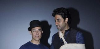 Amitabh Bachchan and Aamir Khan launch official Dhoom 3 trailer