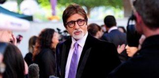 Amitabh Bachchan back to work after illness