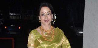 Hema Malini launches devotional album Soundaryalahiri