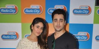 Imran Khan and Kareena Kapoor promote Gori Tere Pyaar Mein