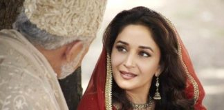 Madhuri Dixit's look in Dedh Ishqiya revealed