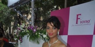 Mugdha Godse, Delnaz Irani attend launch of Fiona jewellery store