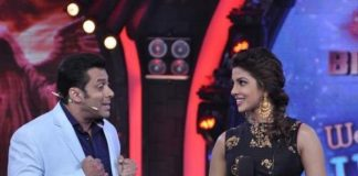 Priyanka Chopra promotes Krrish 3 on Bigg Boss 7