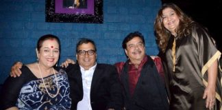 Bollywood celebrities attend Rehana Ghai's birthday party