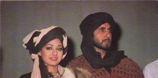 Amitabh Bachchan and Sridevi to star in Khuda Gawah sequel?