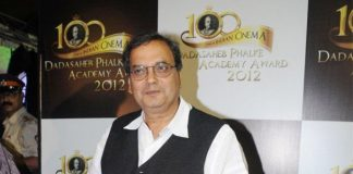 Subhash Ghai announces new projects