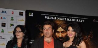 Sunny Deol, Amrita Rao, Urvashi Rautela unveil music of Singh Saab The Great