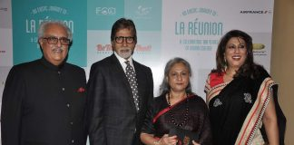 Amitabh Bachchan and Jaya Bachchan attend IFCCI gala dinner