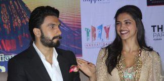 Deepika Padukone and Ranveer Singh promote Ram-Leela in Kolkata