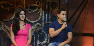 Aamir Khan and Katrina Kaif launch Dhoom Machale song