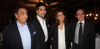 Karan Johar attends India@75: Call to Action event
