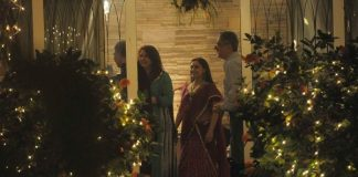 Rani Mukerji celebrates Diwali with Chopra family