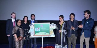 Manish Paul, Sophie Choudry and Nagesh Kukunoor attend Sanofi health event