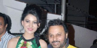 Urvashi Rautela attends special screening of Singh Saab The Great